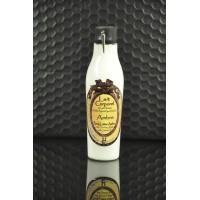Lait corporel au lait d'ânesse et huile de cactus parfum ambre 100 ml