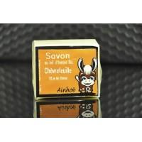 Savon Ainhoë chèvrefeuille X 2