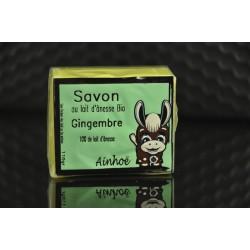 Savon Ainhoë gingembre X 2