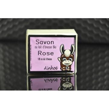 Savon Ainhoë rose X 2