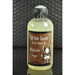 Gel bain douche raisin