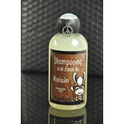 shampooing au lait d'ânesse